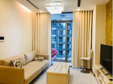 Cần cho thuê căn hộ 3 phòng ngủ (3pn) tại Vinhomes Central Park tòa Park 2, nội thất nhập xịn và sang trọng.