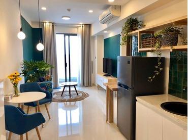 Gia đình đang cần cho thuê gấp căn hộ Saigon Royal 34-35 Bến Vân Đồn, Quận 4, Tp Hồ Chí Minh - CĐT