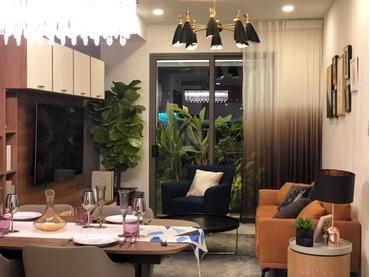 Cho thuê căn hộ Saigon Royal Bến Vân Đồn 3 phòng ngủ (3pn), căn to, diện tích lớn dùng thoải mái cực thích.
