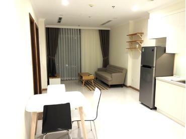 Căn hộ 1 phòng ngủ (1pn) Cho thuê Vinhomes Central Park, tòa Central 1 full đồ, hỗ trợ giá rẻ