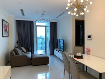 Bán căn hộ Vinhomes Central Park 1 phòng ngủ (1pn), tòa Landmark Plus view siêu đẹp, giá siêu đẹp