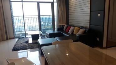 Cần cho thuê căn hộ Vinhomes Central Park 4 phòng ngủ (4pn), tòa Central 1, full nội thất siêu đẹp