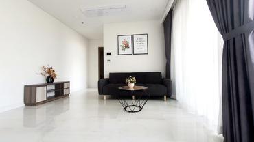Cần cho thuê gấp căn hộ Kingdom 101 Tô Hiến Thành, Quận 10, giá rẻ  loại 1 phòng ngủ siêu xinh