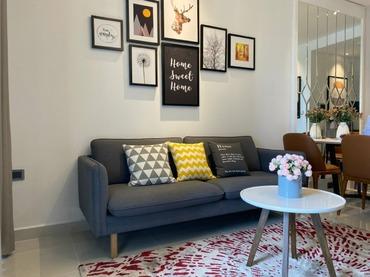 Đang cần tiền gấp, cho thuê căn hộ Saigon Royal 2 phòng ngủ (2pn), của CĐT NovaLand