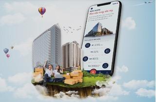 Vay mua nhà ngay trên điện thoại với ứng dụng BIDV Home